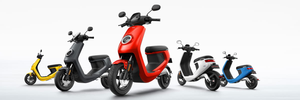 niu electric moped