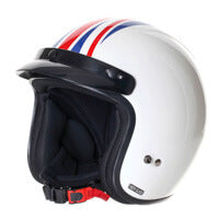 retro motorcycle helmets union jack