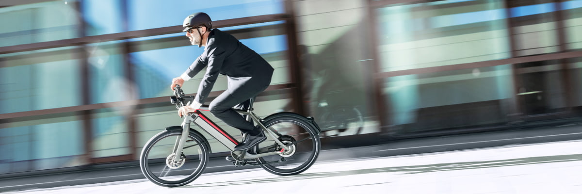 30mph Electric Bike