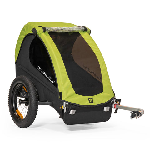 Burley-Burley Minnow Single Kids Bicycle Trailer-Trailer-urban.ebikes