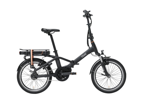 QWIC-MN7 Compact Folding - In Stock-Folding ebike-375Wh 45 Miles-urban.ebikes