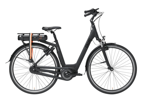 longest range electric bike