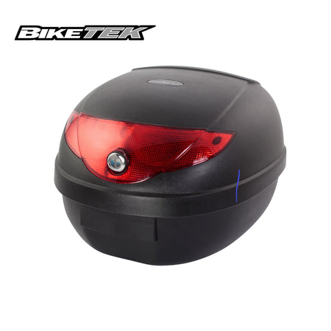 Biketek-24 Litre ABS Luggage Top Box-Top Box-urban.ebikes