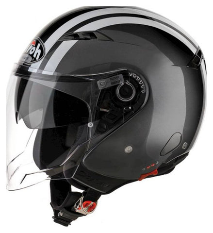 Airoh-City One Jet - Helmet-Moped Helmet-urban.ebikes
