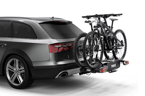 Thule Easyfold XT - Folding electric bike carrier rack