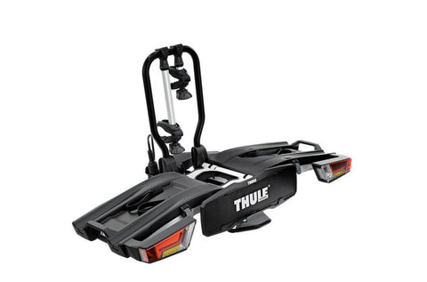 Thule-Thule Easyfold XT - Electric Bike Carrier Rack - 933/934-Bike Racks-XT2 - Up to 2 Bikes-urban.ebikes