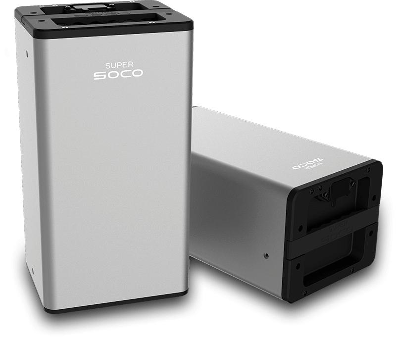 Super Soco-Super Soco Additional Battery - Single Unit-Battery-urban.ebikes