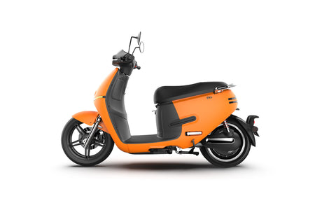 Horwin-EK1-Electric Moped-Orange-urban.ebikes