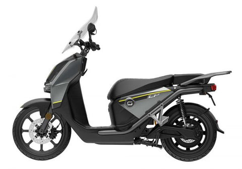 Super Soco-CPx Electric Scooter Deposit-Electric Moped-Silver-Deposit-urban.ebikes