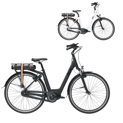 QWIC-MN7VV Premium Step Through-Classic ebike-urban.ebikes