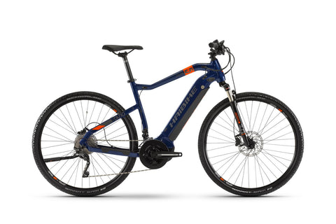 Haibike-SDURO Cross 5.0-Classic ebike-Cross Bar-48cm-urban.ebikes