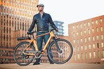 QWIC P-RD9s Dutch electric bike from urban ebikes