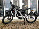 Sur-Ron-LBX Road Legal Dual Sport Electric Motorcycle-Electric Dirt Bike-Road-Grey-urban.ebikes