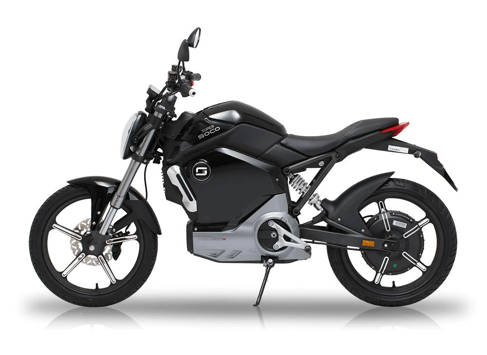 Super Soco Ts1200r Electric Moped Scooter Free Uk