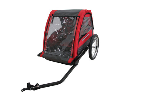 Entrepid 2 Seater-Trailer-Raleigh-urban.ebikes