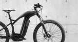 BESV-BESV TRB1 XC Electric Mountain Bike-Mountain Ebike-Black-urban.ebikes