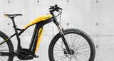 BESV-BESV TRB1 XC Electric Mountain Bike-Mountain Ebike-Yellow-urban.ebikes