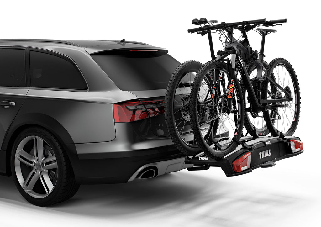thule velospace xt2 xt3 13 pin bike carrier 938. Black Bedroom Furniture Sets. Home Design Ideas