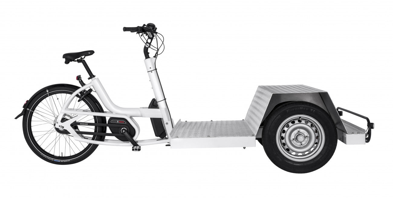 Urban Arrow-Tender-Cargo eBike-Tender 1000-Flatbed-urban.ebikes