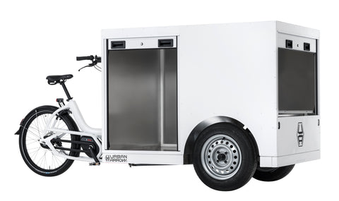 Urban Arrow-Tender-Cargo eBike-Tender 1500-Post and Parcel-urban.ebikes