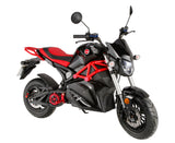 Artisan-ev0 - Devil Red-Electric Moped-Devil Red-urban.ebikes