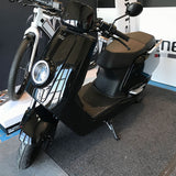 NIU-N Series-Electric Scooter-urban.ebikes