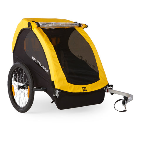 Burley-Burley Bee Double Kids Bicycle Trailer-Trailer-urban.ebikes
