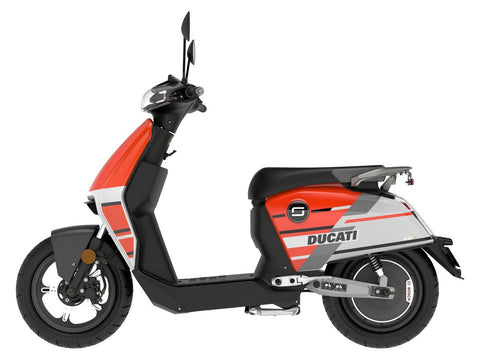 Super Soco-CUx Ducati-Electric Moped-urban.ebikes