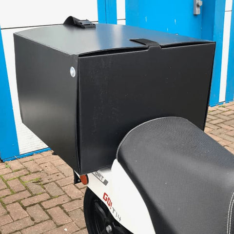 Urban eBikes-Pizza Food Delivery Box for Bikes, Mopeds & Scooters-Top Box-urban.ebikes