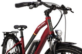 Raleigh-Raleigh Array Step Through Electric Bike-Classic ebike-urban.ebikes