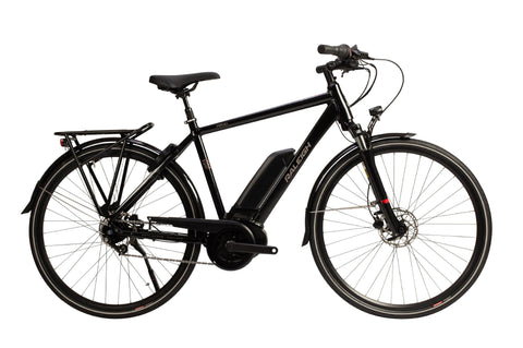 Raleigh-Motus Grand Tour Electric Bike Cross Bar Black-Classic ebike-48cm-Nexus Hub Gear-urban.ebikes