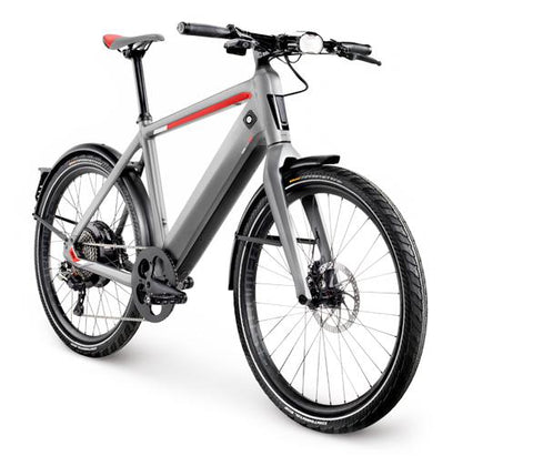 Urban Ebikes Stromer And Qwic E Bikes In East Sussex