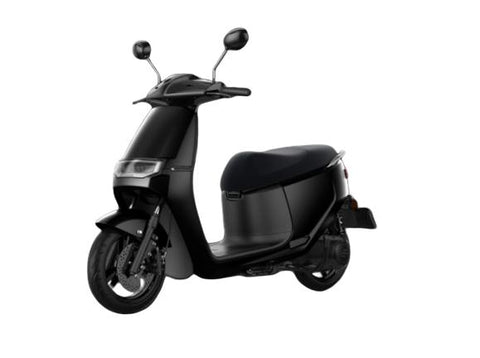 Ecooter-E2 - 55mph-Electric Moped-Black-urban.ebikes