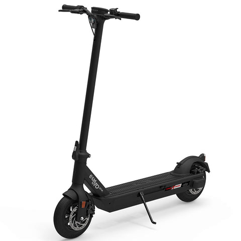Govecs-Elmoto Kick-Kick Scooter-Black-urban.ebikes