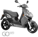 Govecs-GOVECS S3.6 Electric Scooter-Electric Scooter-urban.ebikes