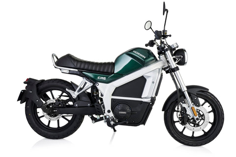 Horwin-CR6-electric motorbike-Green-urban.ebikes