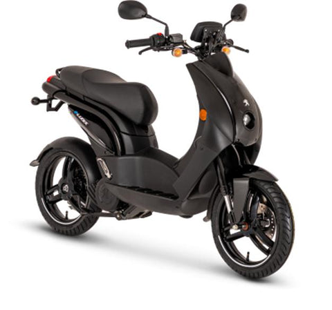 Peugeot-E-Ludix-Electric Moped-Black-urban.ebikes