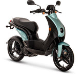 Peugeot-E-Ludix-Electric Moped-Blue-urban.ebikes