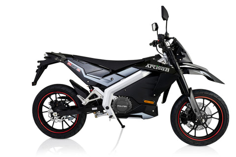 Artisan-Kollter ES1-S Pro-Electric Dirt Bike-Double Battery-Road-urban.ebikes