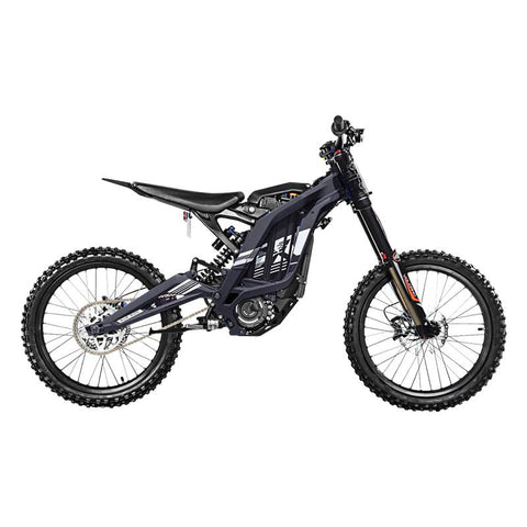 Sur-Ron-LBX Off Road Electric Motorcycle - Deposit-Electric Dirt Bike-Black-urban.ebikes