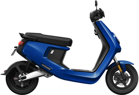 NIU-M+ Electric Scooter-Electric Scooter-Blue-urban.ebikes