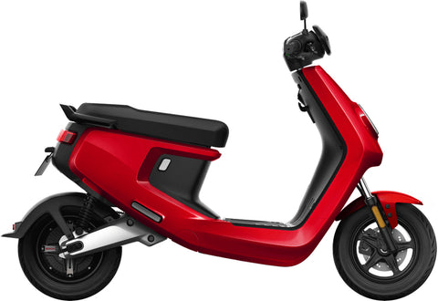 M+ Deposit - Electric Scooter-Electric Scooter-NIU-Red-urban.ebikes