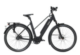 QWIC-MA11 Speed Performance 28mph Electric Bike-Speed Pedelec-Matt Black Comfort-Medium 48cm-525Wh 80 Miles-urban.ebikes