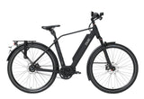 QWIC-MA11 Speed Performance 28mph-Speed Pedelec-Matt Black Sport-Medium 48cm-735Wh 110 Miles-urban.ebikes