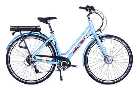 Array-Classic ebike-Raleigh-Comfort-Denim-Derailleur-urban.ebikes
