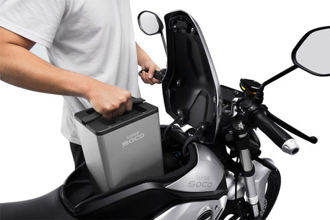 super soco ts1200r electric moped scooter free uk. Black Bedroom Furniture Sets. Home Design Ideas