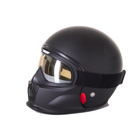 Viper-RS07 Trooper Open Face Helmet-Moped Helmet-urban.ebikes