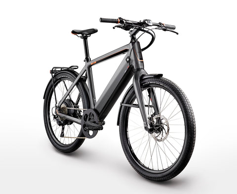 "ST1X EAPC - UK Law Compliant 15.5mph-Sports ebike-STROMER-Charcoal-17"" Sport-814Wh-urban.ebikes"