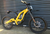 Sur-Ron-LBX Road Legal Dual Sport Electric Motorcycle-Electric Dirt Bike-Road-Yellow-urban.ebikes