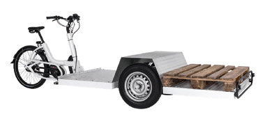 Urban Arrow-Tender-Cargo eBike-Tender 2500-Flatbed-urban.ebikes